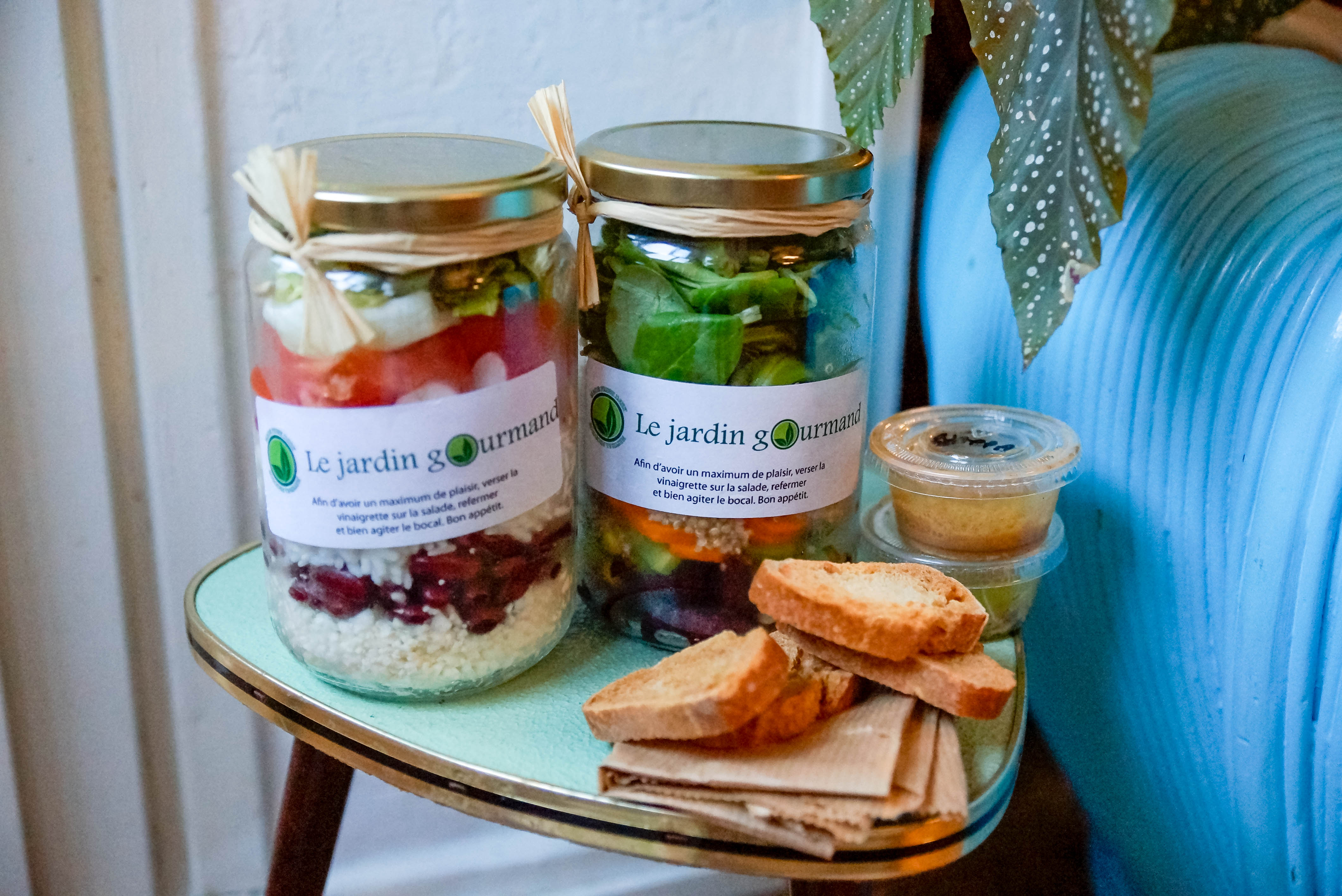 Le jardin gourmand toulouse bambichoses for O jardin gourmand toulouse