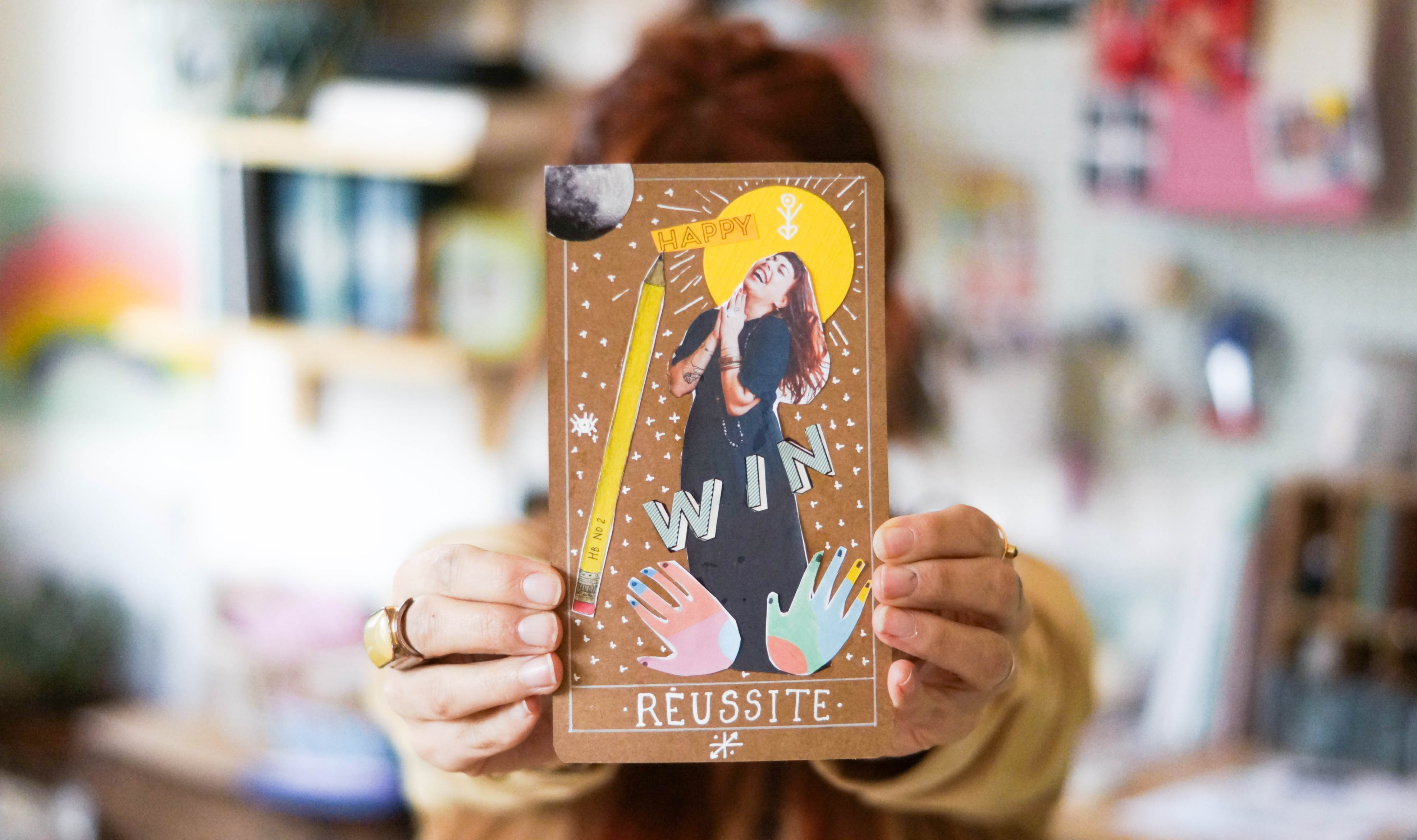 Tarot de Visualisation Créatif