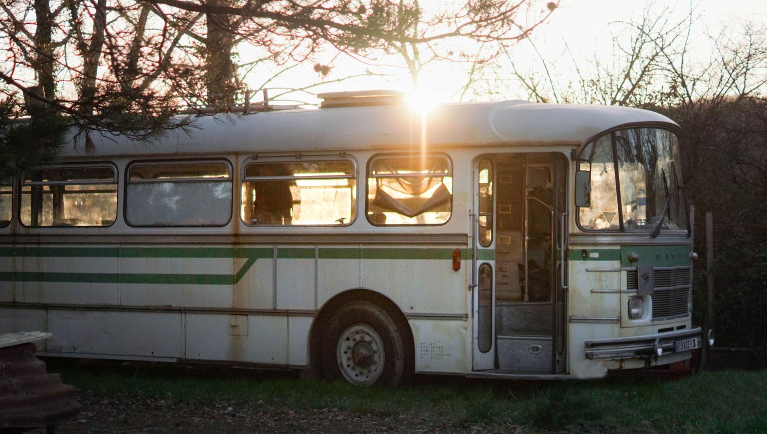 J'ai acheté un bus