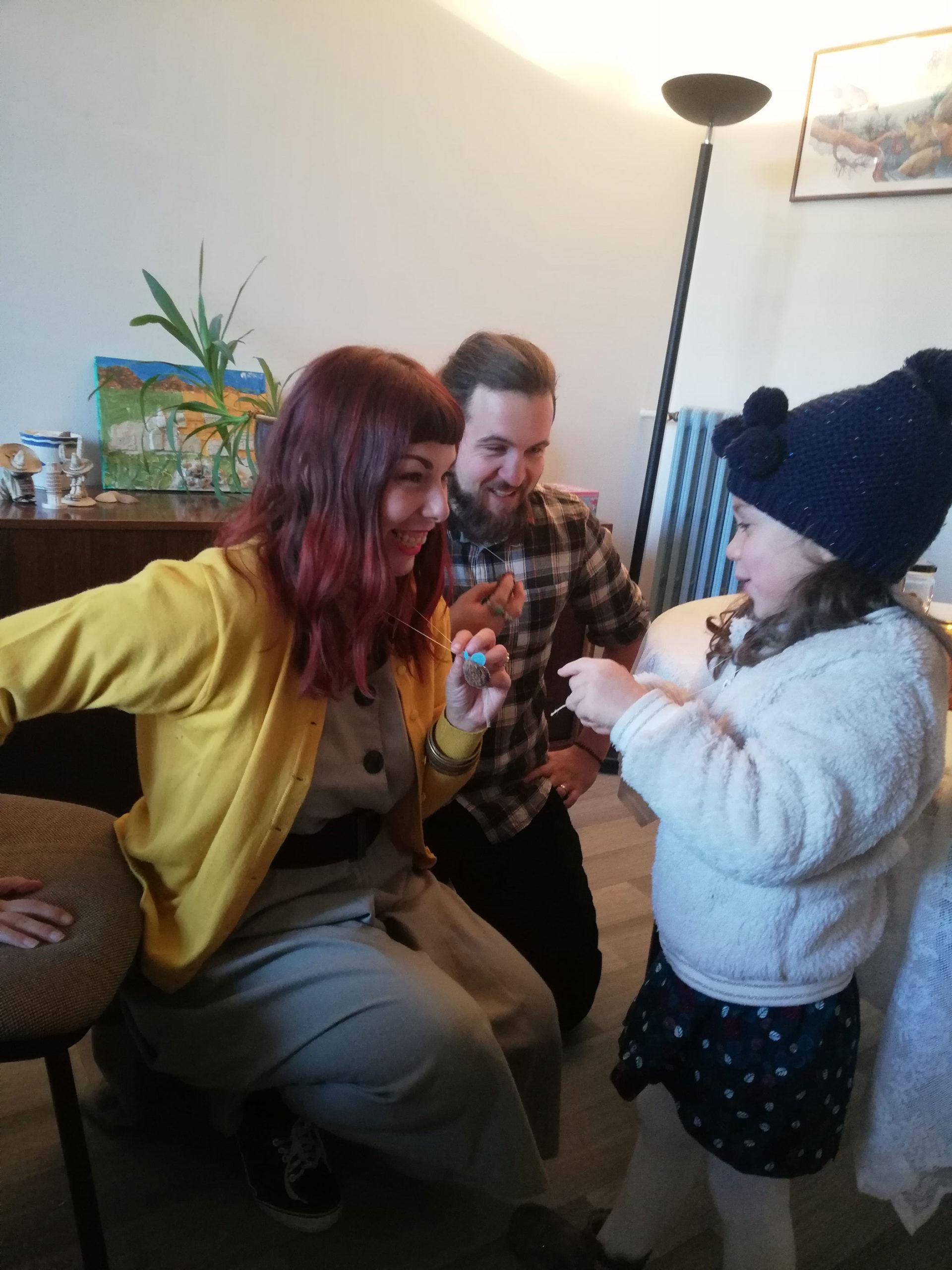 Comment j'ai rencontré ma fille #2